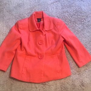 East 5th Pink Jacket
